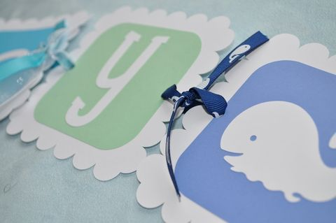 Baby,Shower,Banner,-,Whale,Theme,It's,a,Boy,birthday banners, decoration, baby shower banner, 1st birthday banner, happy birthday banner, party sign, personalized party, girls birthday party, birthday banner, party decorations, girls birthday ideas, party banner