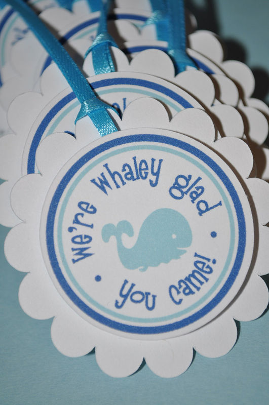 Baby Shower BannerWhale ThemeIts a BoySo Sweet Party Shop