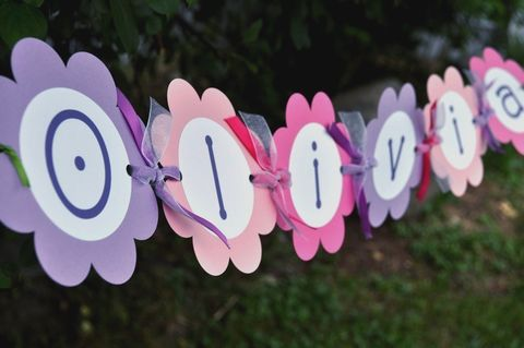 Birthday,Banner,-,Girls,1st,Flowers,and,Butterflies,birthday banners, decoration, baby shower banner, 1st birthday banner, happy birthday banner, party sign, personalized party, girls birthday party, birthday banner, party decorations, girls birthday ideas, party banner