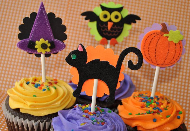 Halloween Happy Birthday Banner Halloween Or Birthday