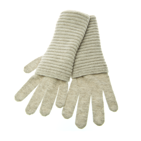 The,Wonder,Gloves,-,SILVER,The Wonder Gloves Cashmere Kaschmir Silver Silber Handschuhe
