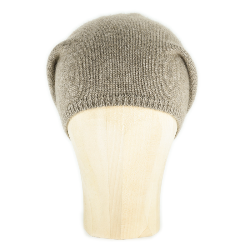91fdafbf769d5 Star Beanie - Light Brown - product images of