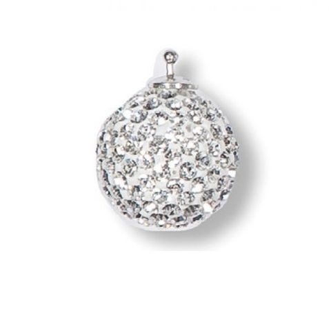 Pavé,Ball,Drop,14,mm,pave pavé ball ball earbob