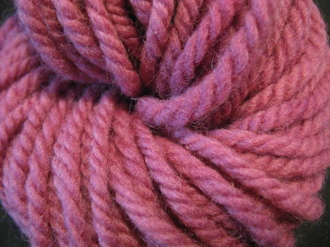 Cochineal,Natural,Dyed,Wool,Yarn,,Chrome,Mordant,yarn, natural dyed, cochineal dyed yarn,natural dyed yarn , wool yarn , 3 ply yarn, 3 ply wool yarn , pink yarn , red yarn ,pink wool yarn, knitting yarn, crochet yarn, weaving yarn , BrushCreekWoolWorks, Brush Creek Wool Works
