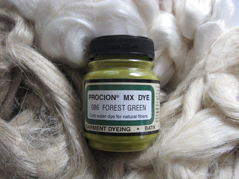 Jacquard,Procion,MX,Dye,,Forest,Green,086,,for,Plant,Cellulose,Fibers,dye, Jacquard dye, Forest Green, Forest Green dye, green dye,  tie dye, plant dye, cellulose dye , Procion MX dye, Procion dye, cotton dye, linen dye, flax dye, bamboo dye, basket dye, ramie dye,  BrushCreekWoolWorks, Brush Creek Wool Works