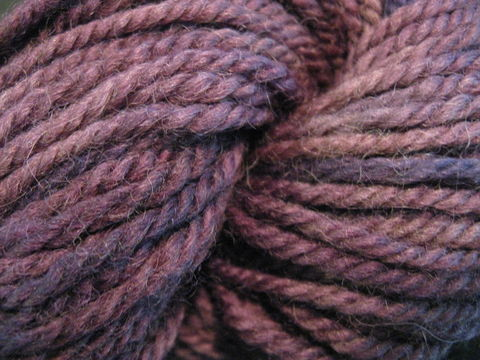 Logwood,Natural,Dyed,Wool,Yarn,,Tin,Mordant,ool, 3 ply , natural dyed , natural dyed yarn , logwood dyed yarn, purple yarn , wool yarn, knitting yarn, crochet yarn, weaving yarn, 3 ply wool yarn , yarn ,BrushCreekWool Works, Brush Creek Wool Works
