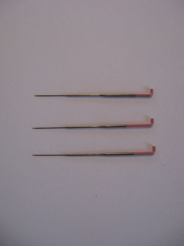 Extra,Fine,Felting,Needle,,,3,Count,felting, needle felting, felting needles ,needles, 42 gauge needle ,extra fine needle, 3 felting needles, dry felting, metal felting needle, extra fine felting, soft sculpture , wool felting , BrushCreekWoolWorks, Brush Creek Wool Works