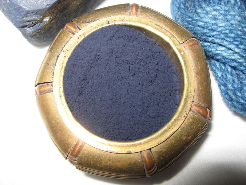 Indigo Natural Dye, Indigo tinctoria, Ground - product images  of