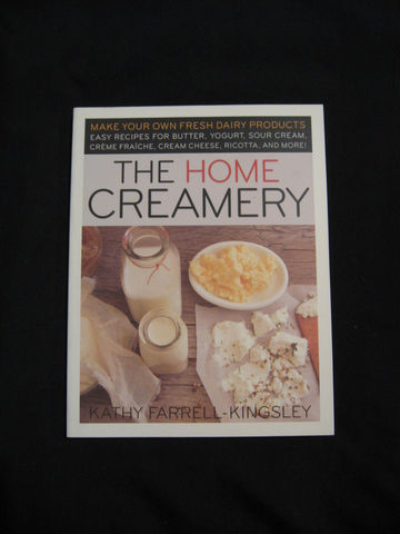 The,Home,Creamery,by,Kathy,Farrell-Kingsley,book,creamery, home creamery,butter making ,cheese making,dairy,yogurt making home dairy,Kathey Farrell Kingsley, BrushCreekWoolWorks, Brush Creek Wool Works