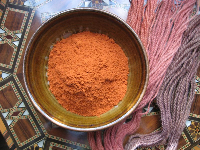 Red Sandalwood, Pterocarpus soyauxii, Natural Dye, Saunders Spice - product images  of