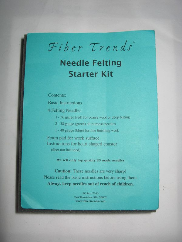 Needle Felting Kit for Beginners - product images  of