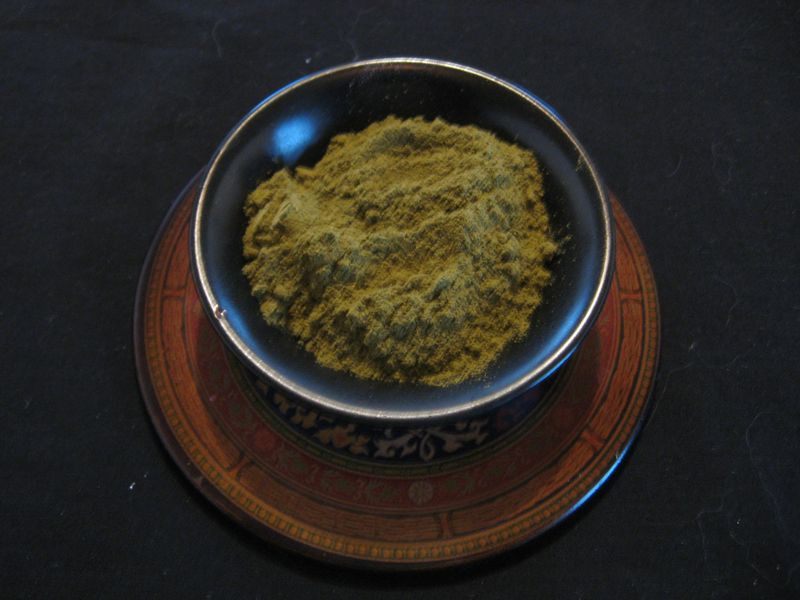 Red Henna , Lawsonia Inermis syn. Lawsonia Alba, Natural Dye, Skin Tattoo - product images  of