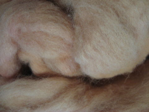 Natural,Dyed,Wool,Roving,,Brazilwood,,Tin,wool, roving, spinning roving, pink roving, pink wool, felting, needle felting, Brazilwood, spinning wool, BrushCreekWoolWorks, Brush CreekWoolWorks