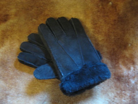 Dark,Brown,Suede,Sheepskin,Gloves,gloves, sheepskin,sheepskin gloves, suede, gloves suede, brown, brown gloves,  shearling, BrushCreekWoolWorks,  BrushCreekWoolWorks