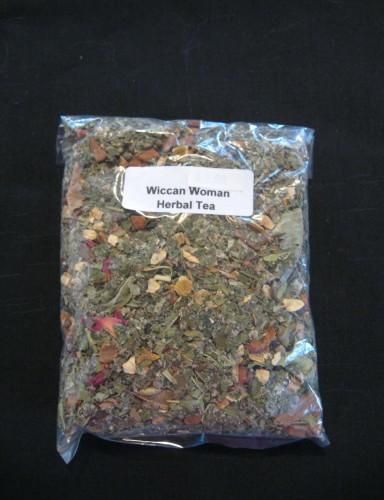 Wiccan Woman's  Loose Herbal Tea - product images  of