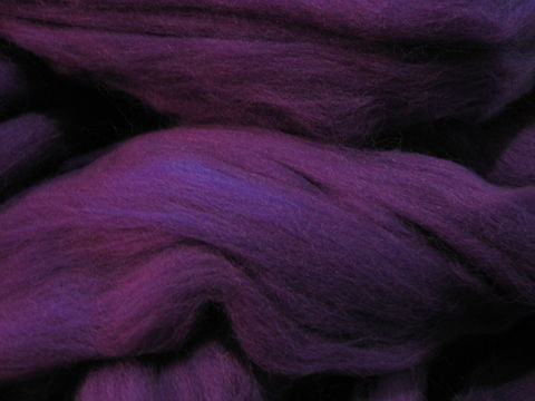Purple,Merino,Wool,Roving,fiber, wool,roving,purple roving, purple wool roving, spinning , felting , needle felting, merino roving, merino fiber, wool roving, spinning roving, spinning wool , purple merino roving , BrushCreekWoolWorks, Brush Creek Wool Works