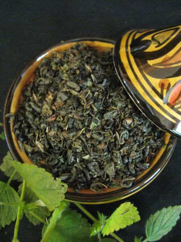 Moroccan,Mint,Loose,Green,Tea,,Camellia,sinensis,,2,oz.,tea,peppermint, green, mint, Moroccan,Moroccan mint tea, green tea, mint tea,  drink, beverage, vegan, Camellia sinensis, BrushCreekWoolWorks, Brush Creek Wool Works