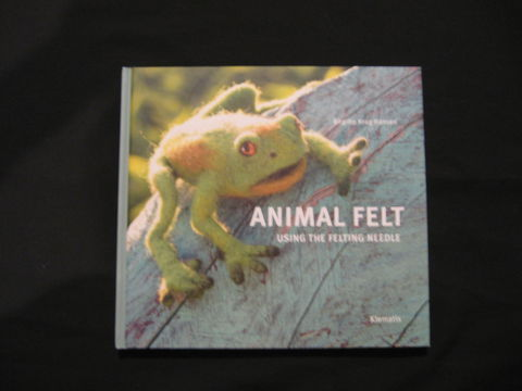 Animal,Felt,,Using,The,Felting,Needle,written,by,Birgitte,Krag,Hansen,book, felting, needle felting, animals, Hansen, soft scrupture, BrushCreekWoolWorks, Brush Creek Wool Works