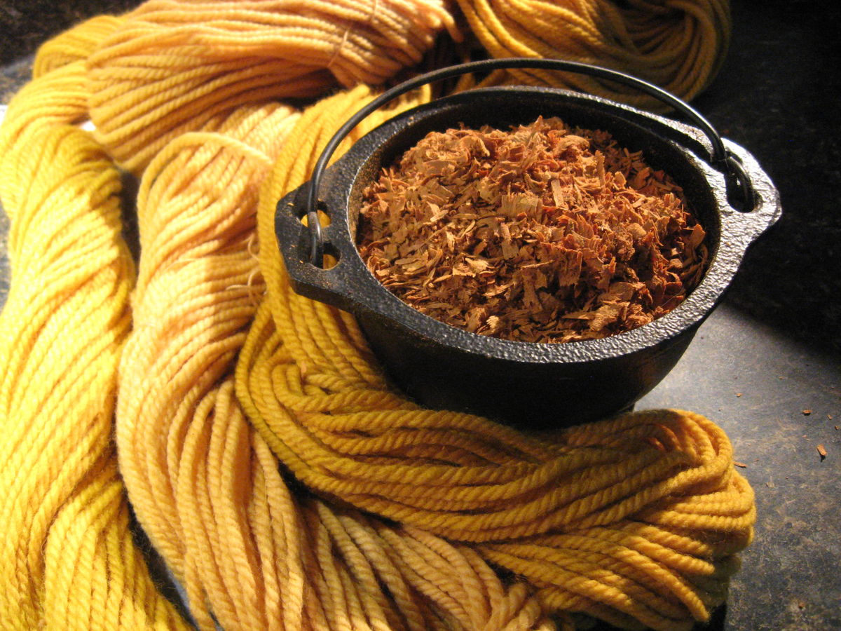 Natural Dyes and Home Dyeing written by Rita Adrosko - Brush Creek ...