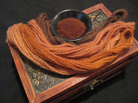 Cutch,Extract,,Acacia,catechu,,Natural,Dye,dye, natural dye, cutch, catechu, Acacia catechu, browns, colorant, color, fiber arts, dye plant, natural dye plant, natural brown dye , BrushCreekWoolWorks, Brush Creek Wool Works