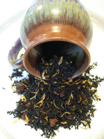 Passion,Fruit,Flavored,Loose,Black,Tea,,Camellia,sinensis,,2,oz.,tea , black tea, passion fruit tea , flavored tea, Camellia sinensis, drink, beverage, brew ,vegan, loose black tea, loose tea , flavored black tea, BrushCreekWoolWorks, Brush Creek Wool Works