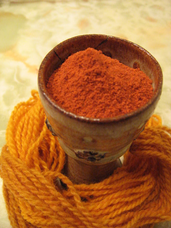 Annatto Seed, Bixa orellana L., Natural Dye and Spice - product images  of