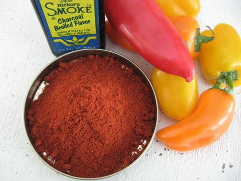 Smoked,Paprika,,Ground,,Capsicum,annuum,paprika, smoked paprika , spice, sweet paprika, ground peppers , ground paprika, sweet smoked paprika , smoked sweet paprika, smoked pimentos , Capsicum annuum, Hungarian cooking, smoked flavor , BrushCreekWoolWorks,   Brush Creek Wool Works