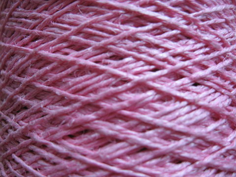 Pink,Linen,Yarn,on,Cone,yarn, linen, flax ,coned linen , linen yarn, pink linen yarn ,2 ply yarn , 2 ply linen yarn,weaving yarn, knitting yarn, crochet yarn , pink linen, BrushCreekWoolWorks, Brush Creek Wool Works