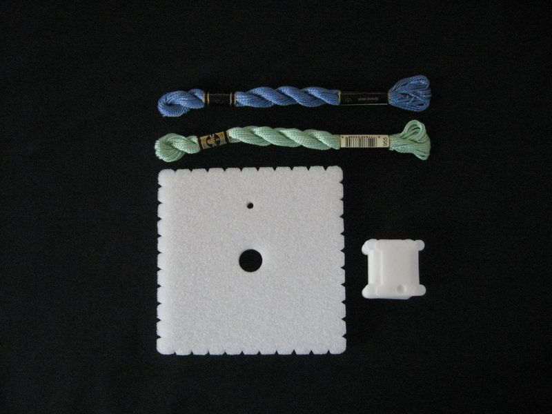Kumihimo Braiding Board Kit - product images  of