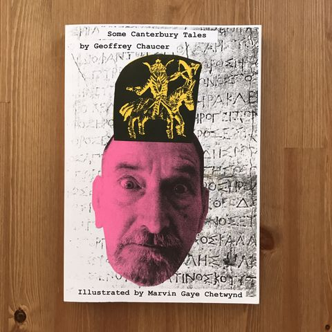 Some,Canterbury,Tales,canterbury tales, marvin gaye chetwynd, four corners books