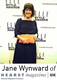 Jane Wynward of Hearst Magazines