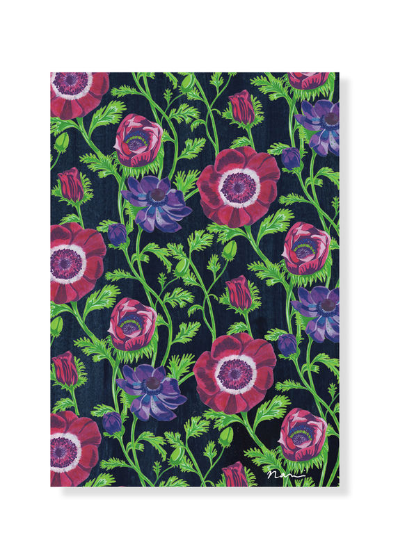 Postcard Anemone - product images  of