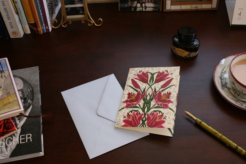 Greeting Card Lily - product images  of