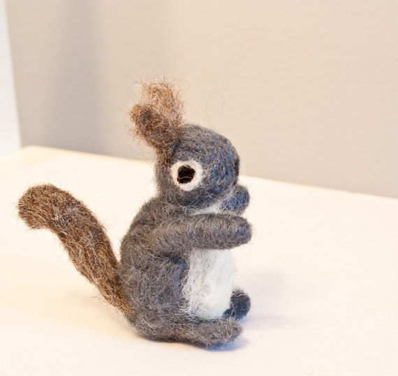Squirrel ornament - product images  of