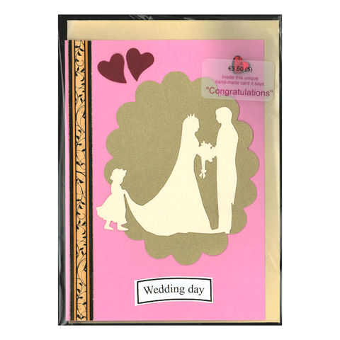 Handmade,'Wedding,card,by,Chris's,Cards,inspired-glass, chris's cards, handmade cards, wedding cards, greeting cards