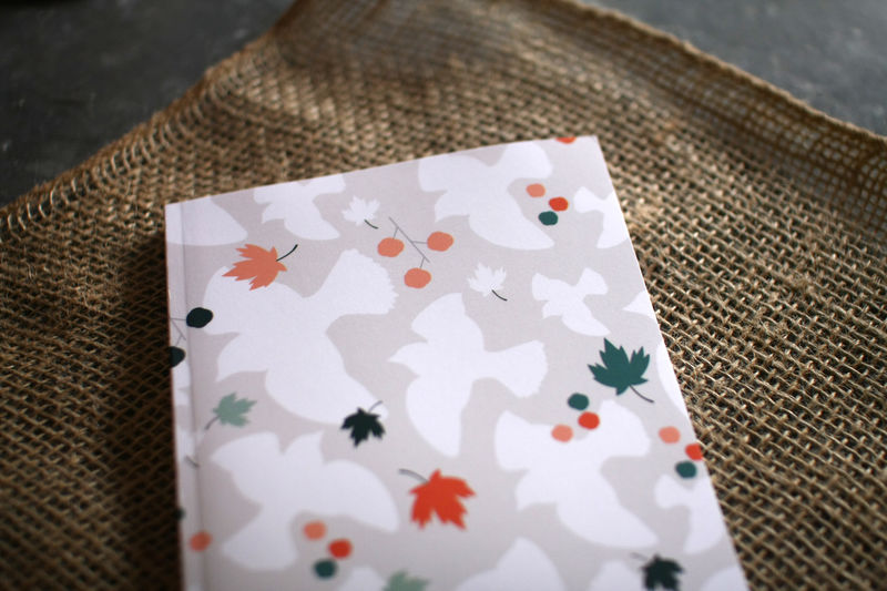 Fall Flight Notebook - product images  of