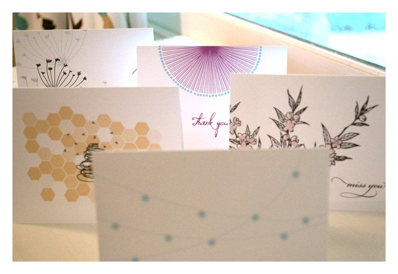 Note card Mix and Match Stationery Set - product images  of