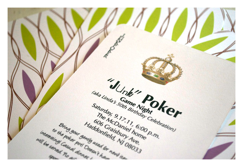 Custom Special Event Invitation - product images  of