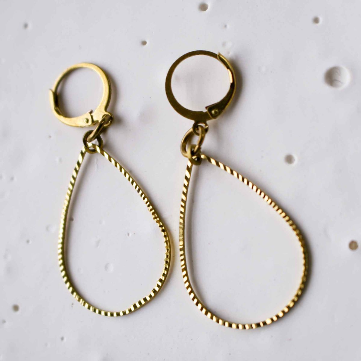Teardrop Earrings - product images  of
