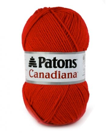 Patons Canadiana Yarn 100% Acrylic Aran Weight - product images