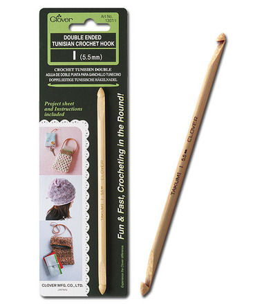 Double Ended Tunisian Crochet Hooks - product images