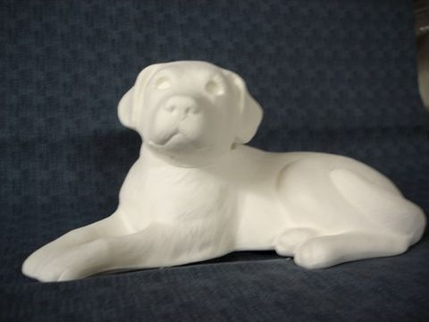 Labrador,Retriever,Puppy,Unfinished,Ceramic,Bisque,ready,to,paint,ceramic bisque,ready to paint,ceramics, bisque,kg krafts,labrador,retriever,puppy,dog,duncan molds