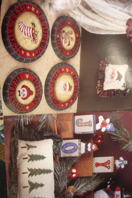 Bonnie's Christmas Folks 3 by Bonnie Isenhower - product image