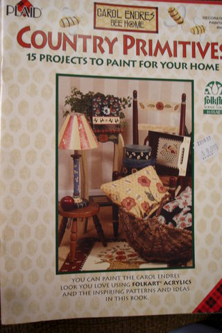Carol,Endres,Bee,Home,Country,Primitives,by,carol endres bee home country primitives,kg krafts,decorative painting,instructions