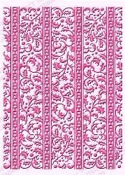 Cuttlebug,5,X,7,Folder,-,HOLLY,RIBBONS,CUTTLEBUG, 5 X 7 Folder , HOLLY RIBBONS, card making, scrapbooking, dies, embossing, provo craft