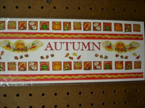 Autumn Sticker Sheet from It Takes Two - product images