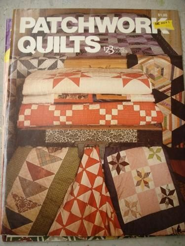 Patchwork Quilts  123 home guides by Barbars Jackson - product images