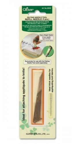 Felting Needle Refill Heavy Weight - product images