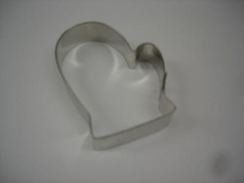 Mitten Three Inch Cookie Cutter - product images