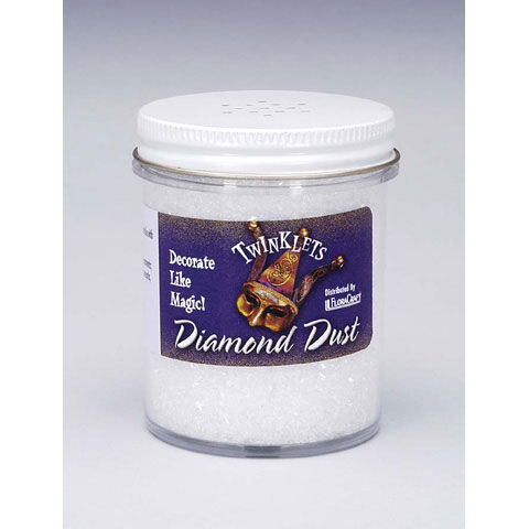 Diamond Dust - Crystal - 6 oz or 14 oz - product image